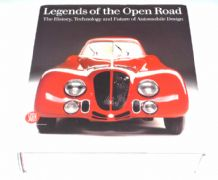Legends of the Open Road: The History, Technology and Future of Automobile Design (2007)